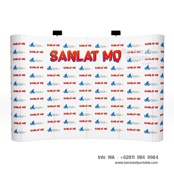 Sanlat-MQ Backwall