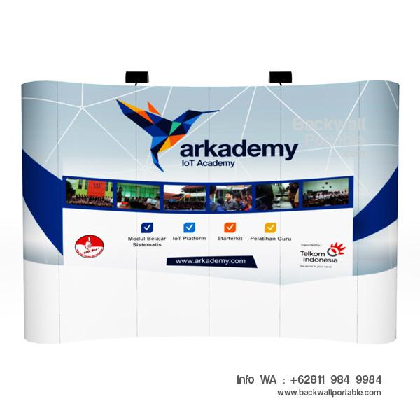 Arkademy Backwall