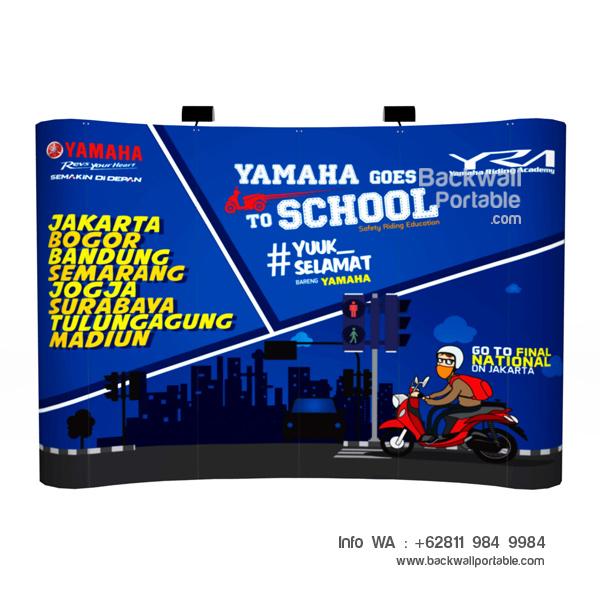 Yamaha Backwall