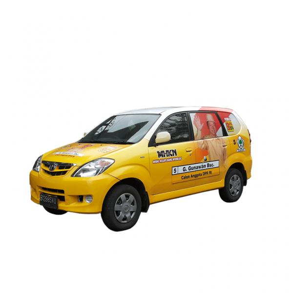 Mobil-Branding-Partai