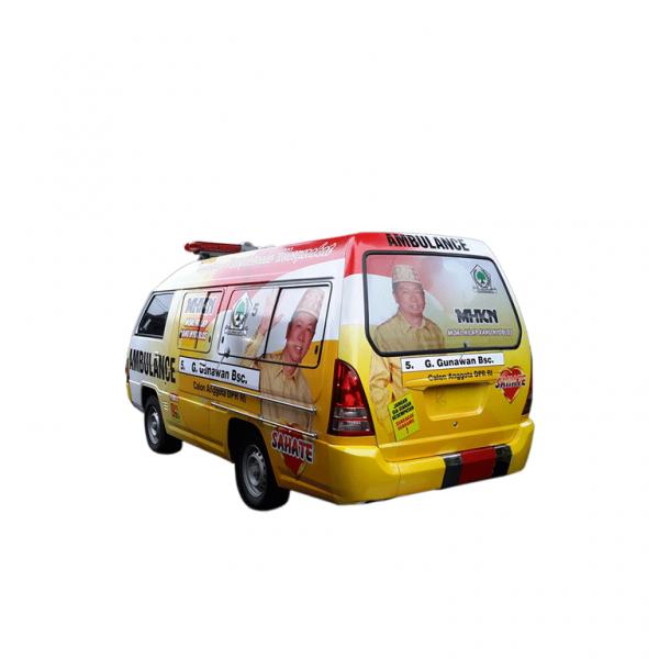 Mobil-Branding-Partai-Golkar