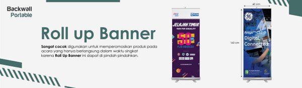 Panduan Desain Roll up Banner